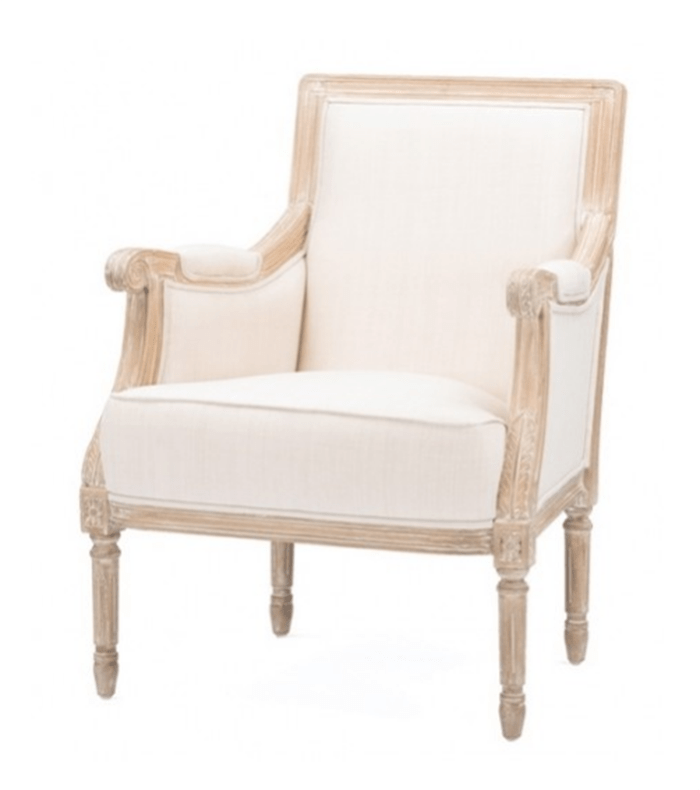 small comfortable bedroom chairs slipcover for wing chair 11 to maximize every inch of space mydomaine pinterest