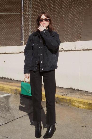 Картинки по запросу women jeans pinterest black