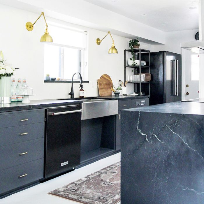colors of kitchen cabinets mobile pantry these are the 8 best cabinet paint mydomaine