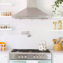 Backsplashes Kitchen Renovation Ideas These Kitchens Prove That Subway Tile Will Never Go Out Of Style Mydomaine