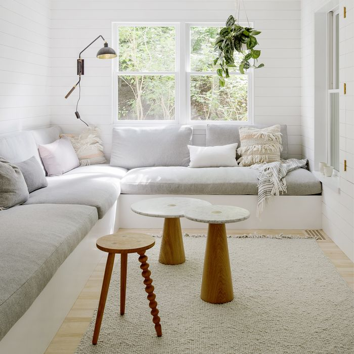 small table for living room large rugs 8 surprising coffee ideas that aren t tables at all mydomaine we dare you to find better round than these