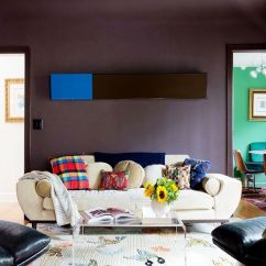 Brown Paint Ideas For Living Room Decorations 6 Surprisingly Cool Colors That Set A Warm Tone Mydomaine