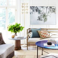 Mixing Furniture Styles Living Room Showcase In On Wall 7 Foolproof Tips For Mydomaine