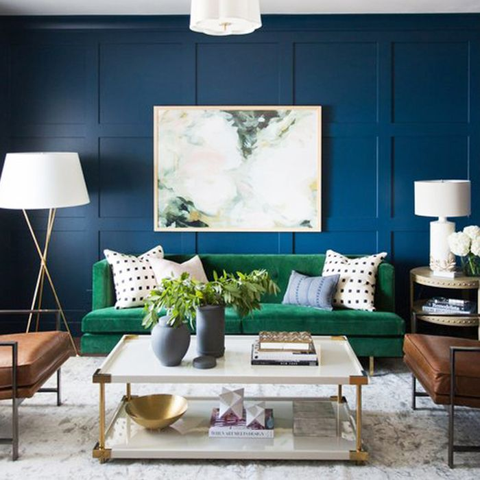 living room picture wall in spanish wordreference 10 transformative small paint colors mydomaine