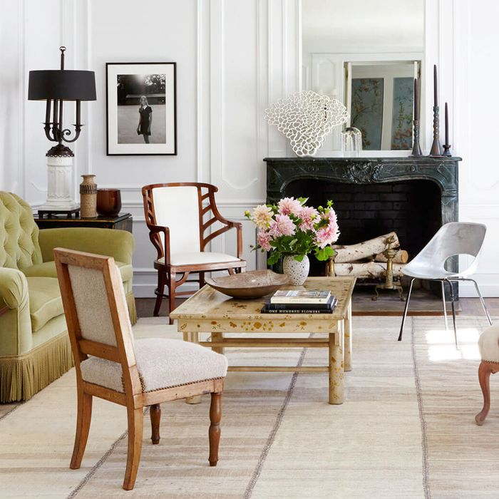 mixing furniture styles living room home library ideas 5 mistakes people always make when wood tones mydomaine