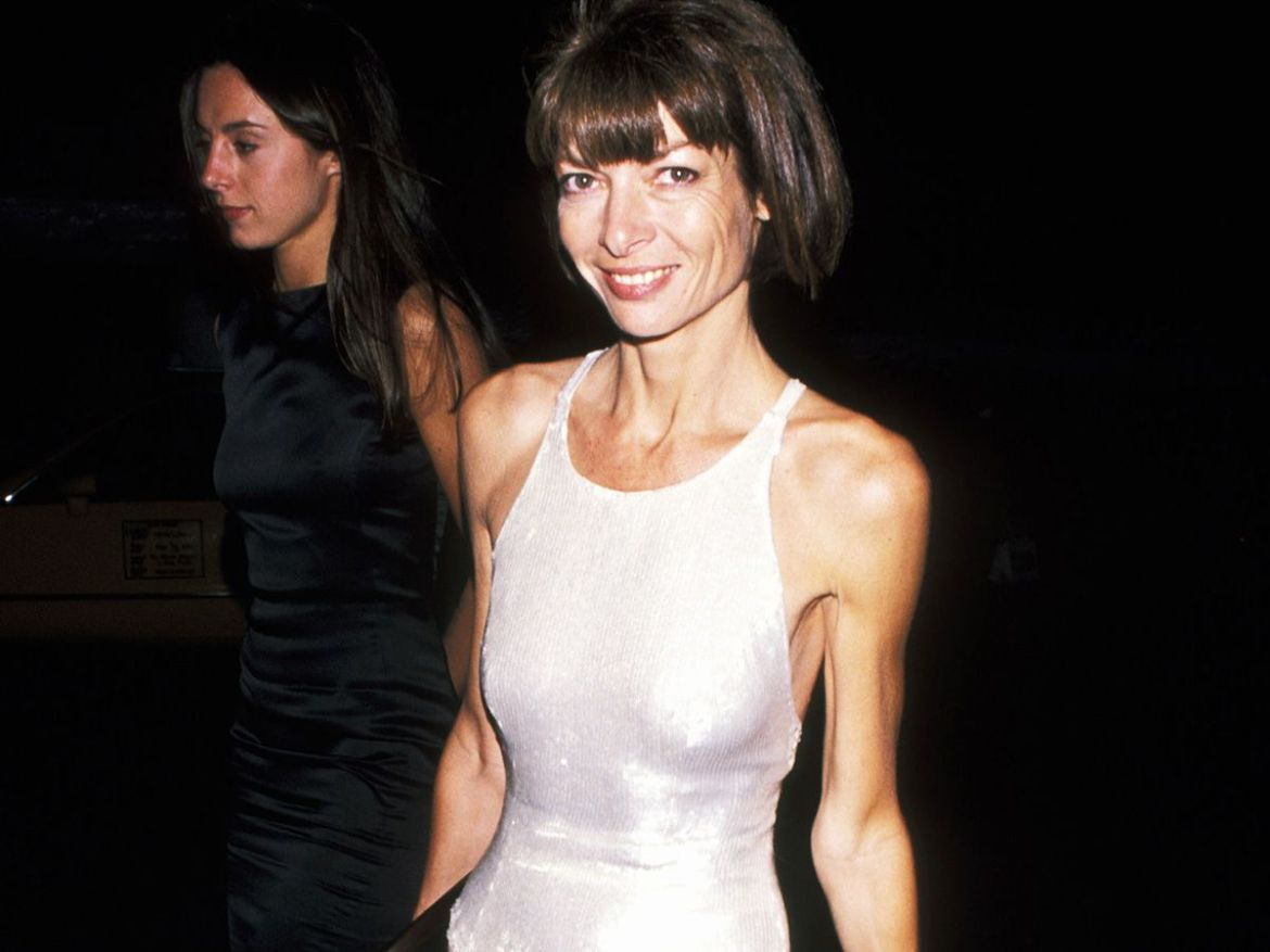 5 Chic-to-Death Trends Anna Wintour Predicted 20 Years Ago 1