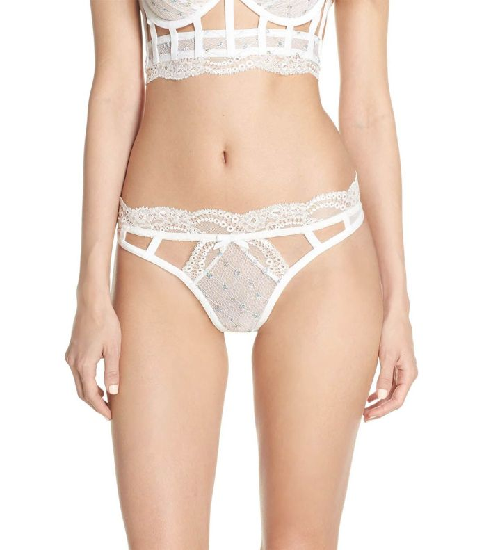 """""""Cage"""" Underwear: The Latest Complicated Lingerie Trend"""