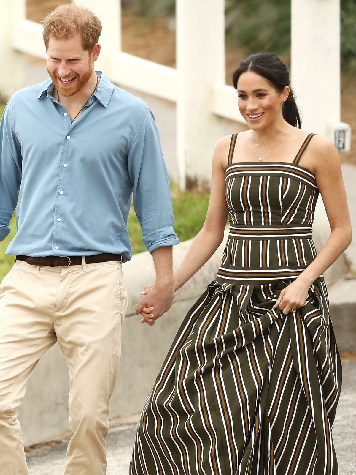 64a5d216396 The Cost of Meghan Markle s Entire Tour Wardrobe Is Jaw-Dropping ...