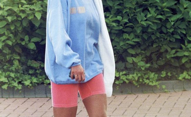 5 80s Bike Shorts Outfits To Inspire Your Look Who What