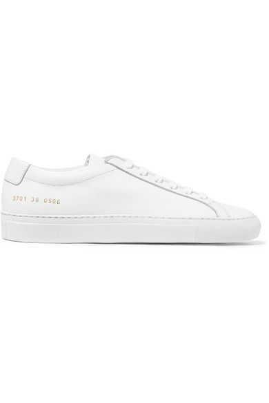 Tried and True: The Most Comfortable White Sneakers Money Can Buy
