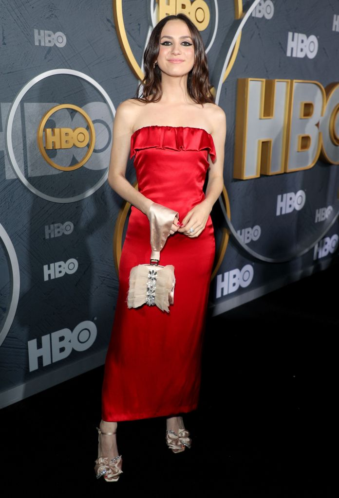 The Dazzling Emmys After-Party Outfits You Didn't See