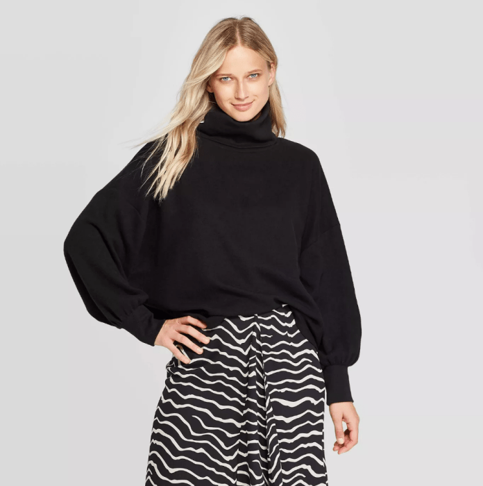 21 Beneath-$50 Tops to Put on With Denims and Boots—or Something Else—This Fall