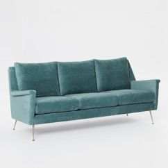 Bright Sofa Cushion Set 23 Gorgeous Colorful Sofas That Will Anchor Any Space Mydomaine Pinterest