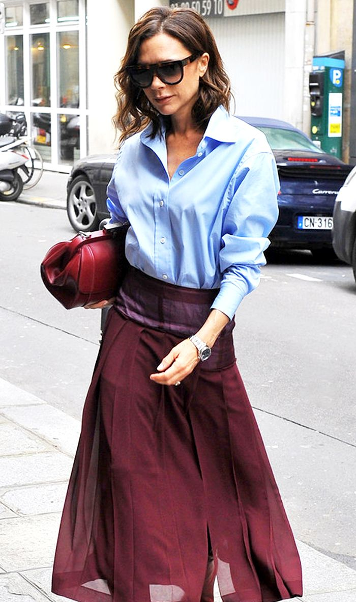 Victoria Beckham's 17 Most Stylish Looks | Who What Wear