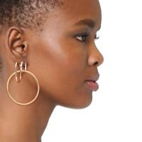 18 Earrings That Let You Fake Multiple Piercings