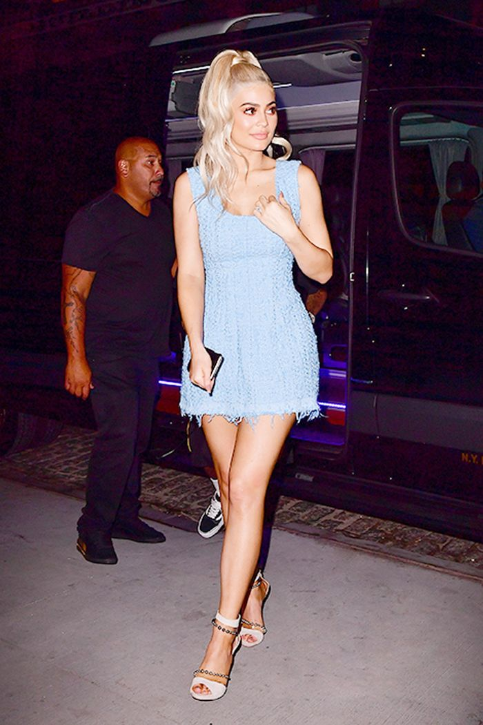 Kylie Jenners Best Style Moments of All Time  Who What Wear