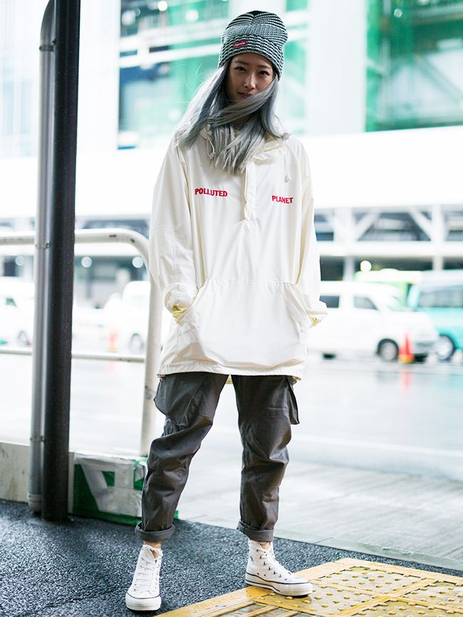 Boredom Buster Just Look at These 25 Japanese Street Style Looks  Who What Wear UK