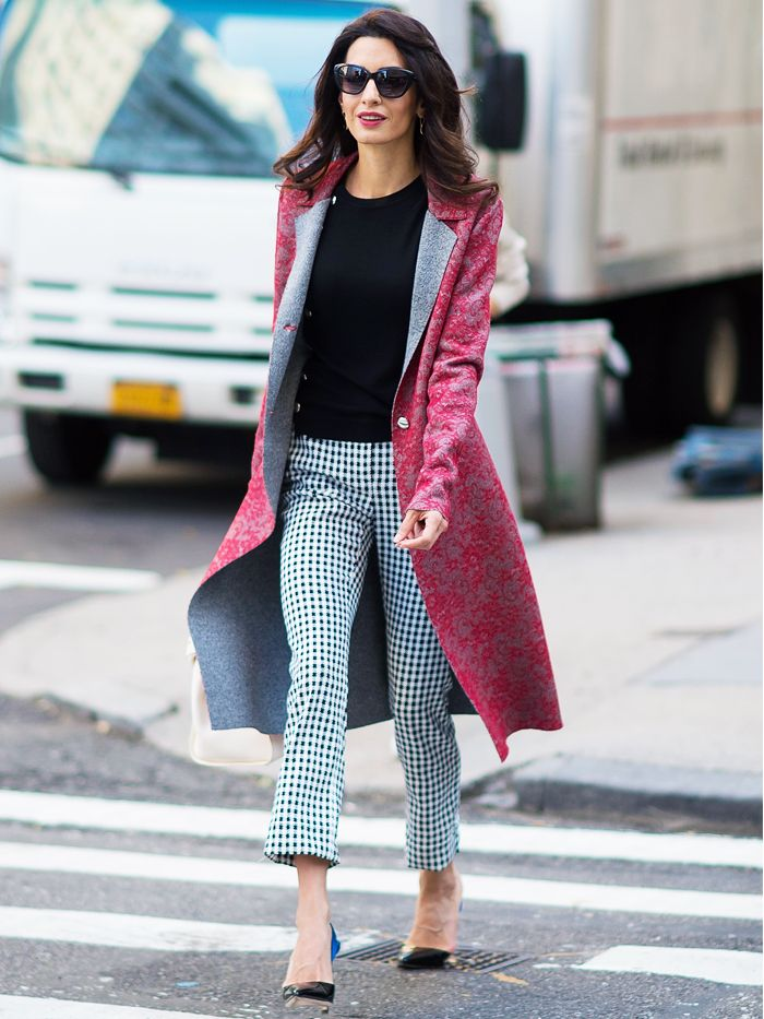 Amal Clooneys Style Is an Epic Lesson in Being Chic 247
