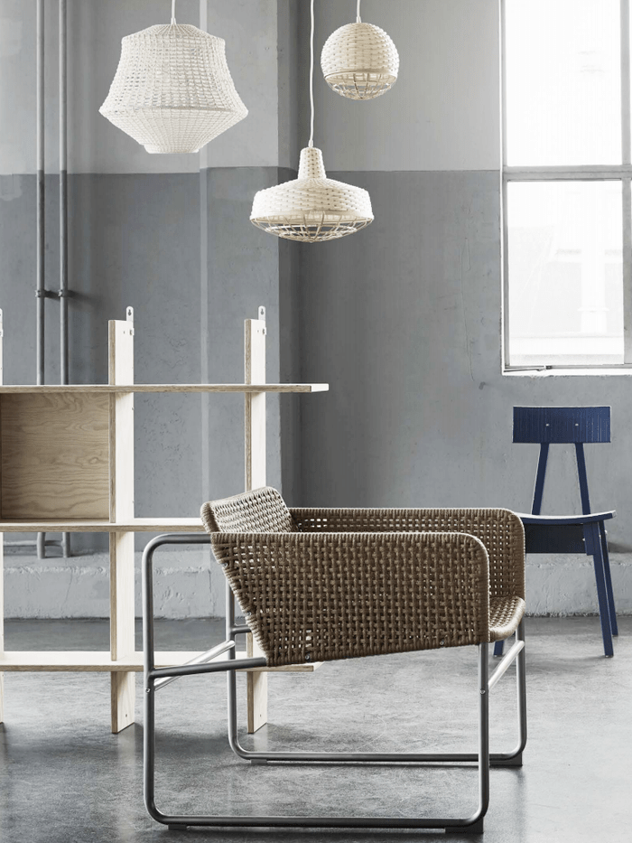 baby chair bath modern leather dining chairs ikea's stunning new woven looks nothing like ikea | mydomaine