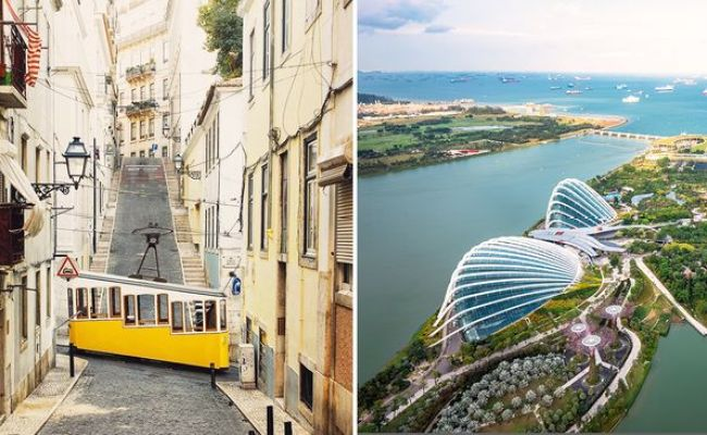 The 20 Most Beautiful Cities In The World To See Mydomaine
