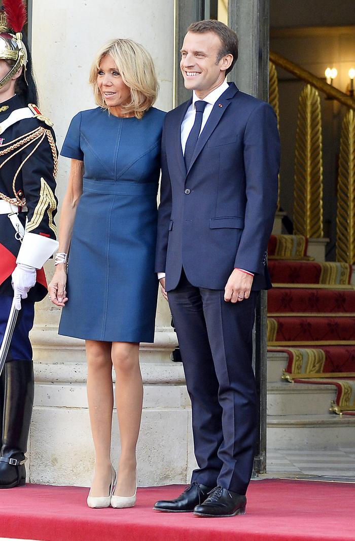 Laurence Auzière-jourdan : laurence, auzière-jourdan, Brigitte, Macron's, Daughter, Appearance