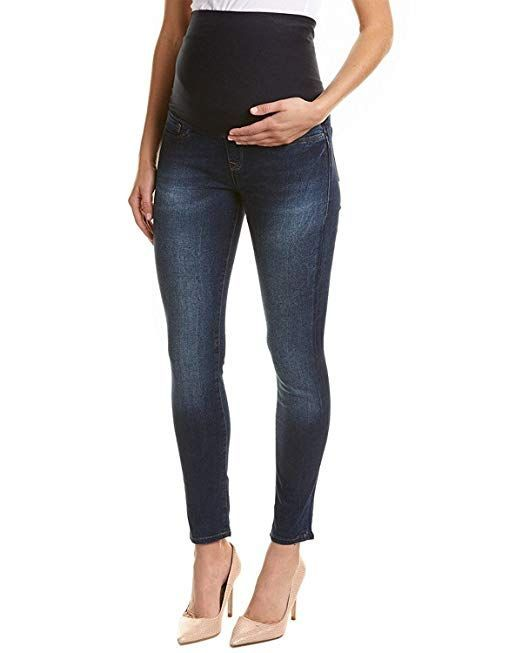 The 15 Best-Rated Maternity Skinny Jeans   Who What Wear