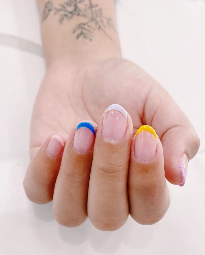 These Will Be The 20 Biggest Nail Trends Of 2020 Who What Wear