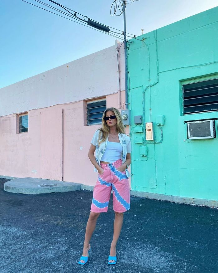 6 Spring Vacation Outfits And Exactly What To Pack Who What Wear