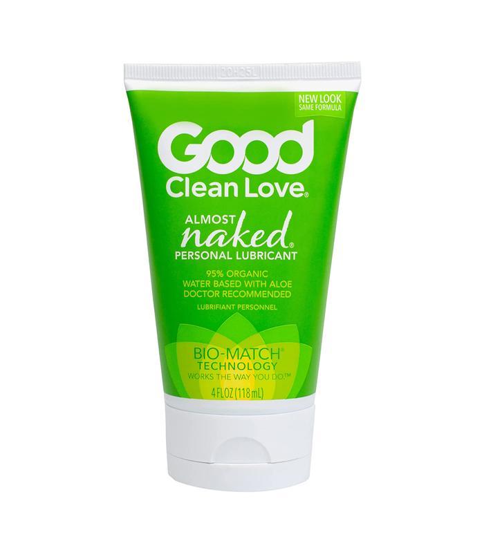 Dashuri e mirë e pastër Lubrifikant organik pothuajse i zhveshur