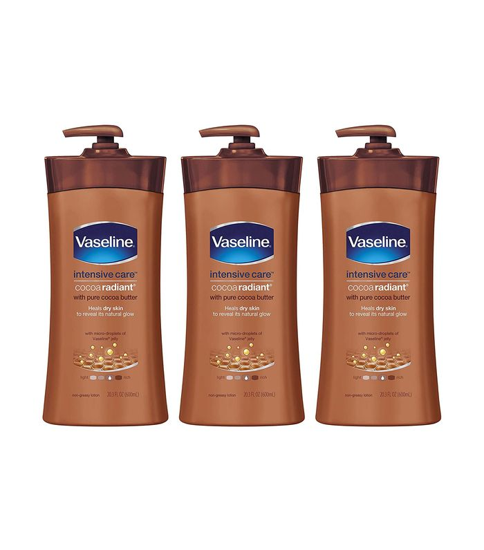 Vaseline Intensive Care Body Lotion, Cocoa Radiant