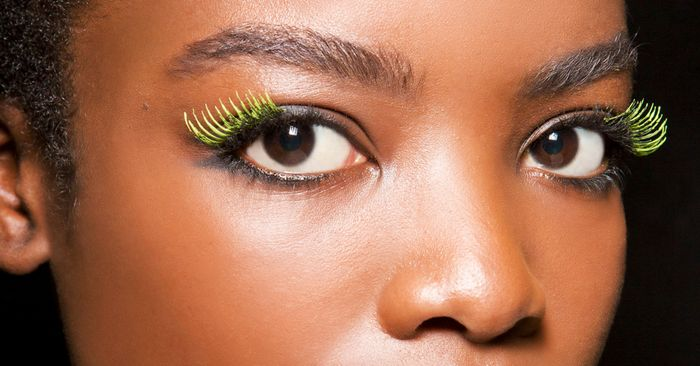 Your Guide to Applying False Eyelashes Like a Pro  Byrdie