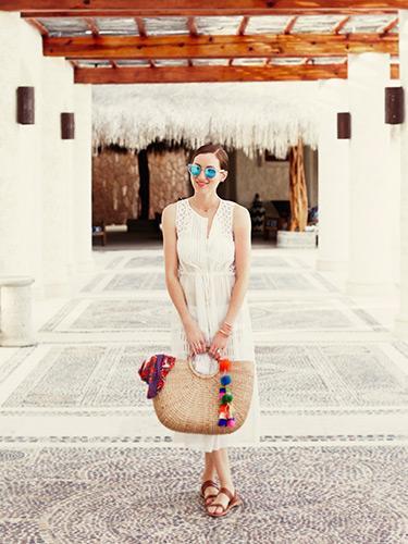 Inside Katherine Powers Chic Cabo San Lucas Getaway