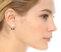 How To Rock A Single Earring Like Emma Watson | WhoWhatWear