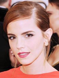 How To Rock A Single Earring Like Emma Watson   WhoWhatWear
