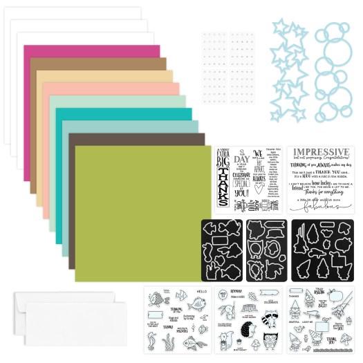 Slimline Celebration Cardmaking Workshop Kit