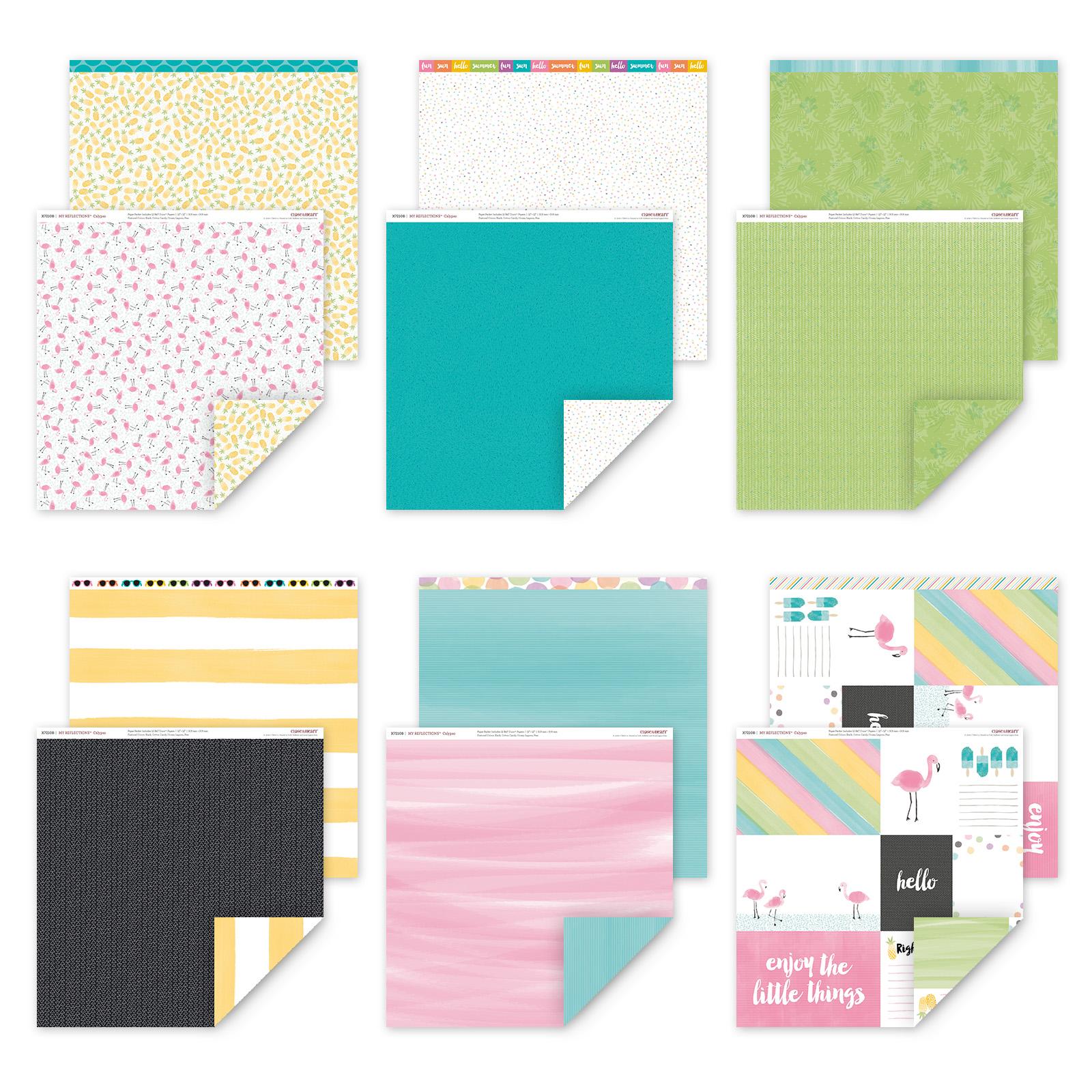 Calypso Paper Packet