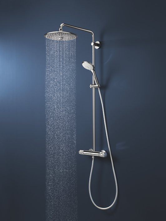 euphoria systems shower systems for