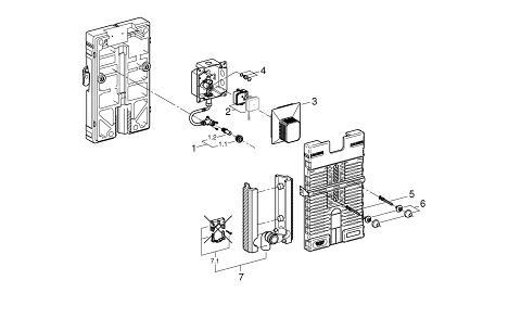 Uniset Sistema de instalação com acionamento infravermelho