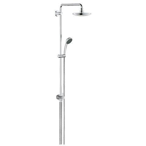 Vitalio System 180 Shower system with diverter for wall mounting   GROHE 官方網站