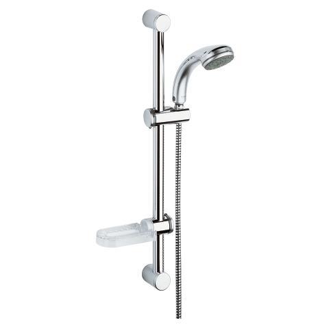Relexa Plus 80 Dual Shower rail set 2 sprays   GROHE 官方網站