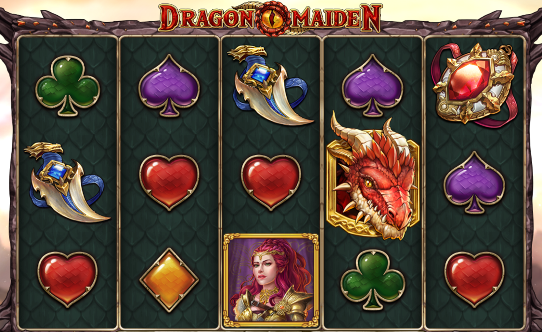 Dragon Maiden Bitcoin Slot