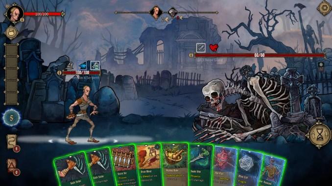 Deck of Ashes Screenshot 2