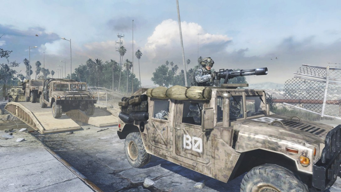 Call of Duty®: Modern Warfare® 2  PREVIEW