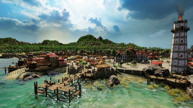 بحری ڈاکوؤں کا غرق آب شھر
