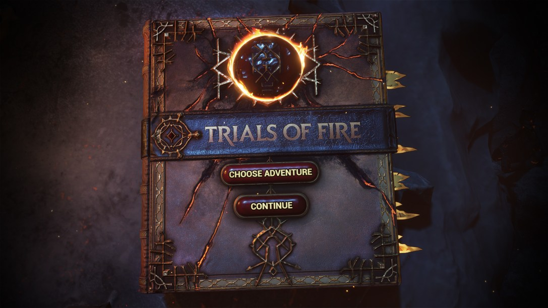 Trials of Fire  PREVIEW