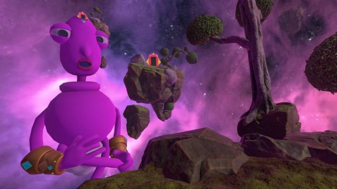 Cartoon Network Journeys VR screenshot 1