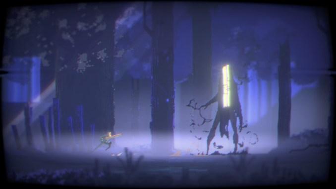 Narita Boy screenshot 2