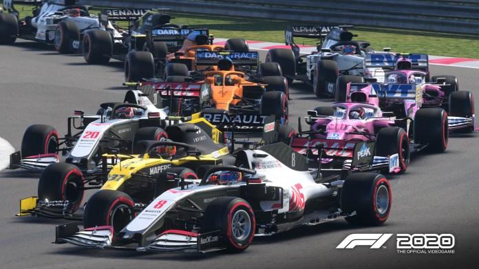 F1® 2020 on Steam