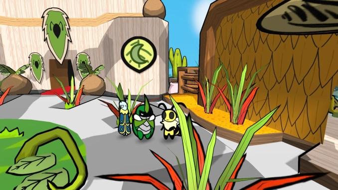 Bug Fables: The Everlasting Sapling screenshot 1