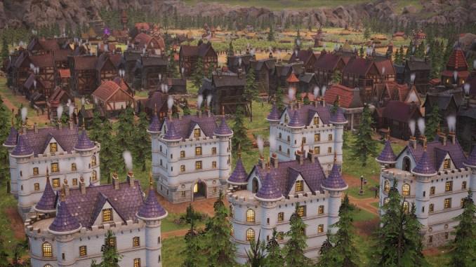 Distant Kingdoms screenshot 1